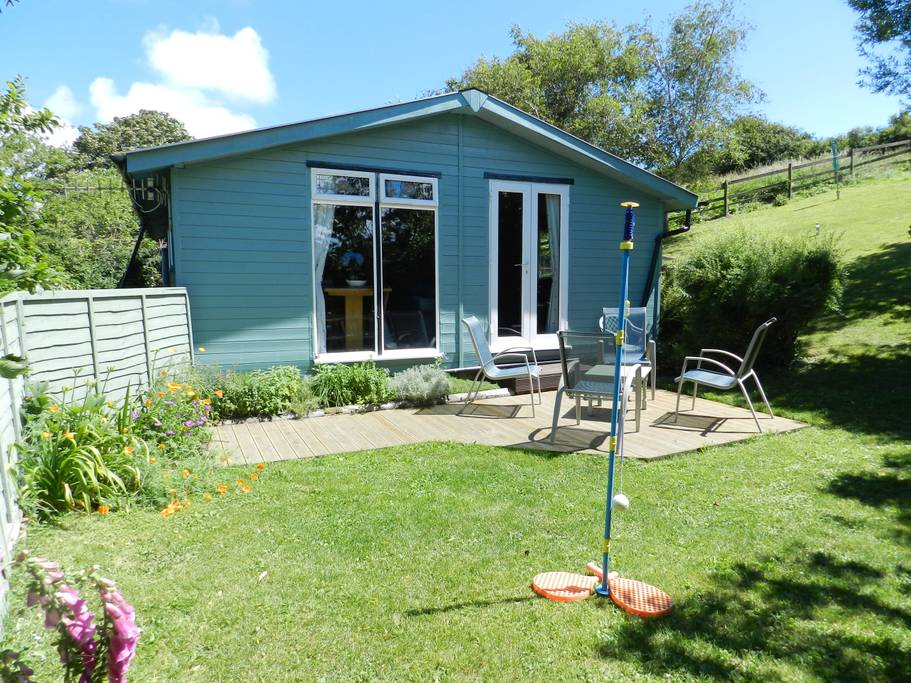 ABOUT - The Chalet in Croyde